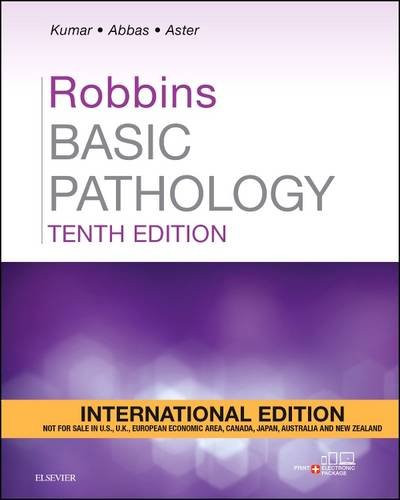 Robbins Basic Pathology. 10 edition