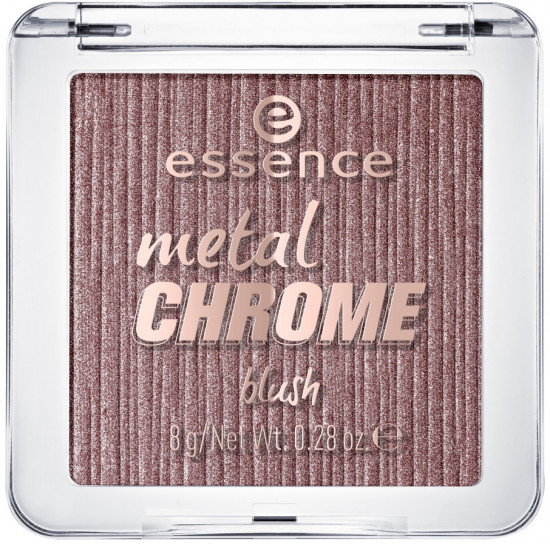 Румяна для лица «Metal chrome», оттенок 20 Copper crush