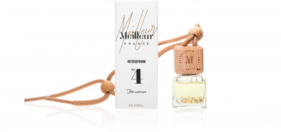 Автопарфюм №4 «Paco Rabanne Lady Million»