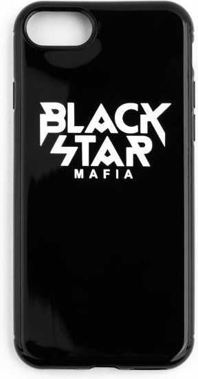 Чехол для Iphone 5 «Black Star Mafia glossy»