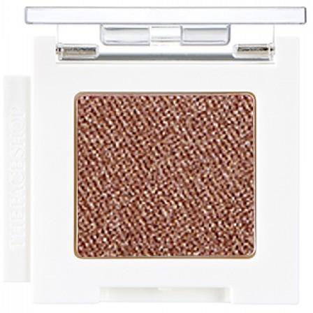 Тени для век «Eyeshadow Glitter», оттенок BR04 Brown Veil