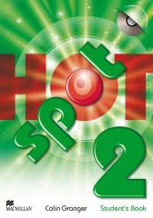Hot Spot 2 Student Book + CD-ROM