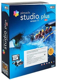 Pinnacle Studio Plus 11 (русская версия)