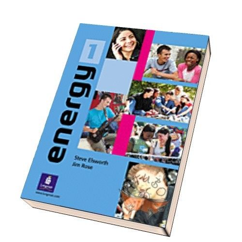 Energy 1 Test Book