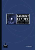 Language Leader Intermediate. Teachers Book + CD-ROM