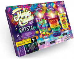 Набор для создания свечей с кристаллами «Magic Candle Crystal»