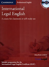 International Legal English Student's Book with audio CDs (+ 3 CD)