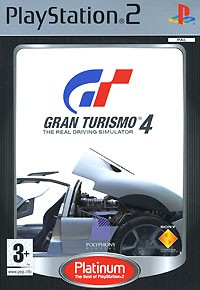 Gran Turismo 4 Platinum (PS2)