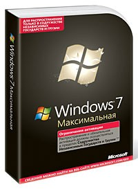 Windows 7 Ultimate Максимальная (32 и 64 bit)