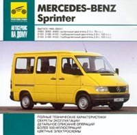 Mercedes-Benz Sprinter. Выпуск 1995-2000 г.