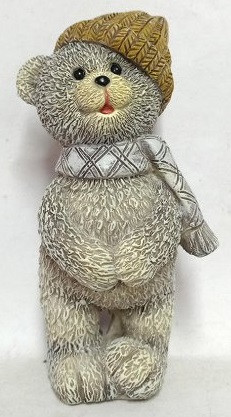 a7c9a79631c0 Фигурка декоративная «Мишка любопытный»