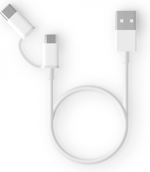 Кабель ZMi AL501 USB Type-C/Micro USB 2 in 1