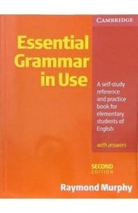 Essential Grammar in Use with answers + CD-ROM