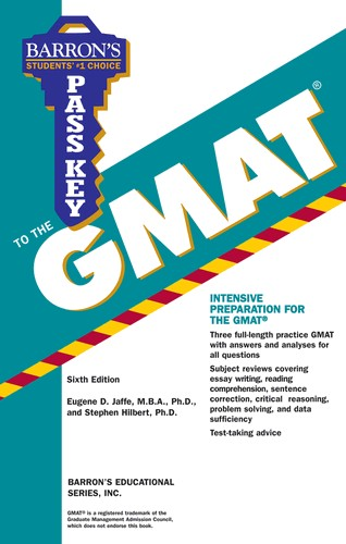 Pass Key to GMAT