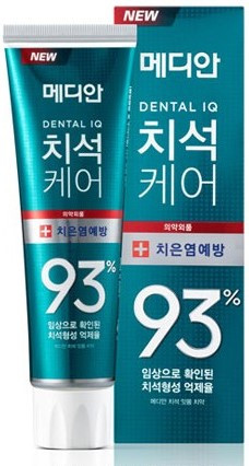 Зубная паста с цеолитом «Prevent Gingivitis»