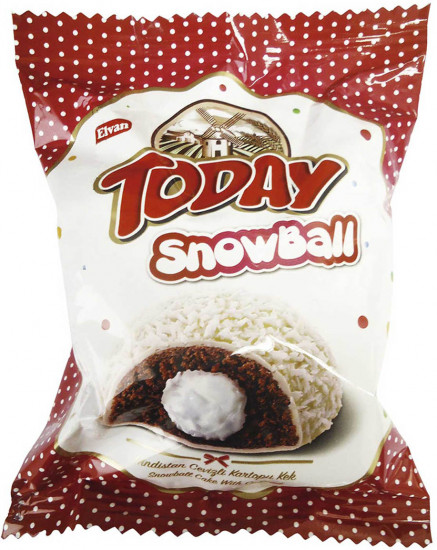 Кекс «Today Snowball»