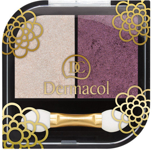 Тени для век «Duo eyeshadow», оттенок №03