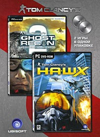 Коллекция игр Tom Clancy's: Ghost Recon: Advanced Warfighter 2 + H.A.W.X.