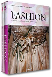 Fashion: A History From the 18th to the 20th Century (подарочное издание из 2 книг)