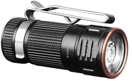Фонарь E16Ti Cree XP-L HI LED