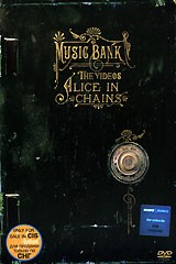 ALICE IN CHAINS BANK THE VIDEOS (Россия)