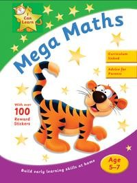 Mega Maths Age 5-7
