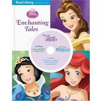 3-in-1 Read-Along Storybook: Enchanting Tales