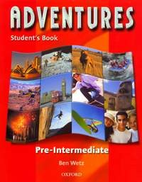 Adventures Pre-Intermediate. Student's Book