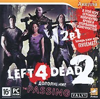 Left 4 Dead 2 + дополнение The Passing