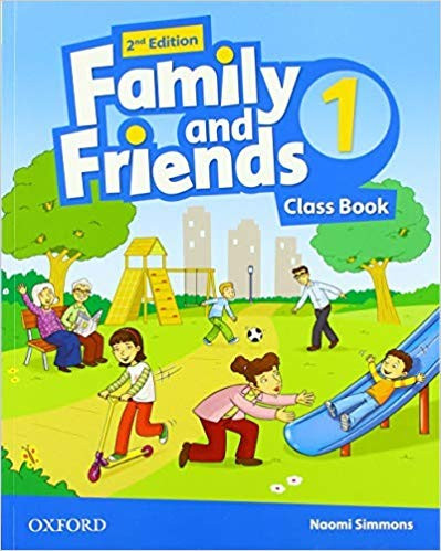 Family and Friends 2Ed: Level 1. Class Book