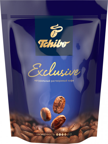 Кофе растворимый Tchibo «Exclusive»