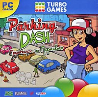 Turbo Games: Parking Dash. Переполох на парковке