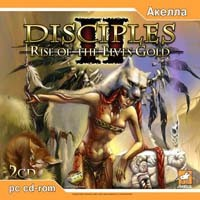 Disciples II: Rise Of The Elves Gold