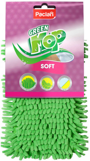 Запаска для швабры «Green Mop Soft»