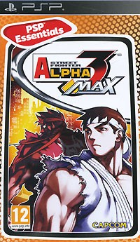 Street Fighter Alpha 3 Max (PSP)