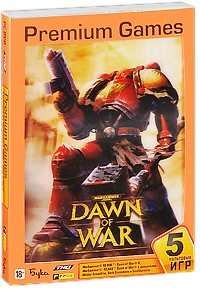Premium Games Warhammer 40000: Dawn of War Полное издание