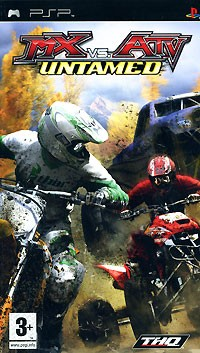 MX vs. ATV: Untamed (PSP)