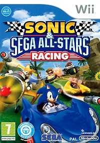 Sonic & SEGA All-Stars Racing (Wii)