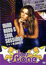 Joss Stone. Mind, Body & Soul Sessions