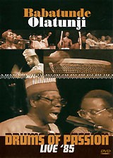 Babatunde Olatunji: Drums Of Passion