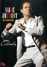 Marc Anthony: In Concert From Colombia