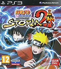 Naruto: Ultimate Ninja Storm 2 (PS3)