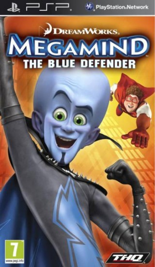 Megamind: The Blue Defender (PSP)