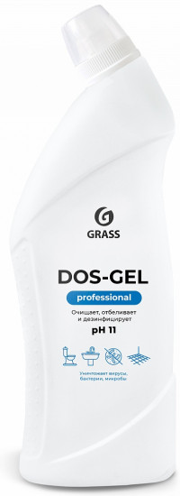 Средство дезинфицирующее «Dos-Gel Professional»