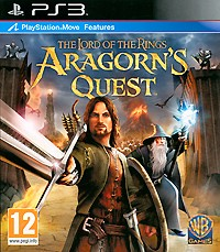 Lord of the Rings: Aragorn's Quest (PS3)