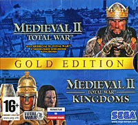 Medieval II: Total War Gold Edition