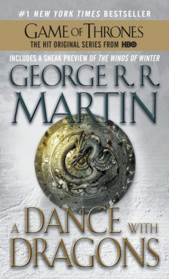 Dance with dragons. A song of ice and fire. Book five