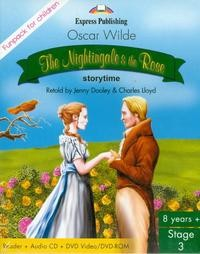 The Nightingale & the Rose. FunPack (Pupil's Book, Audio CD, DVD Video/DVD-ROM PAL). Комплект учащихся