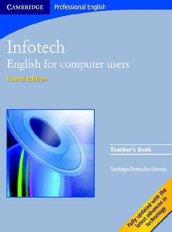 Infotech  Fourth edition. Teacher's Book