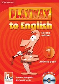 Playway to English Level 1 Activity Book